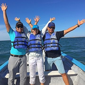 happy whale watching san ignacio lagoon mexico nautistyles