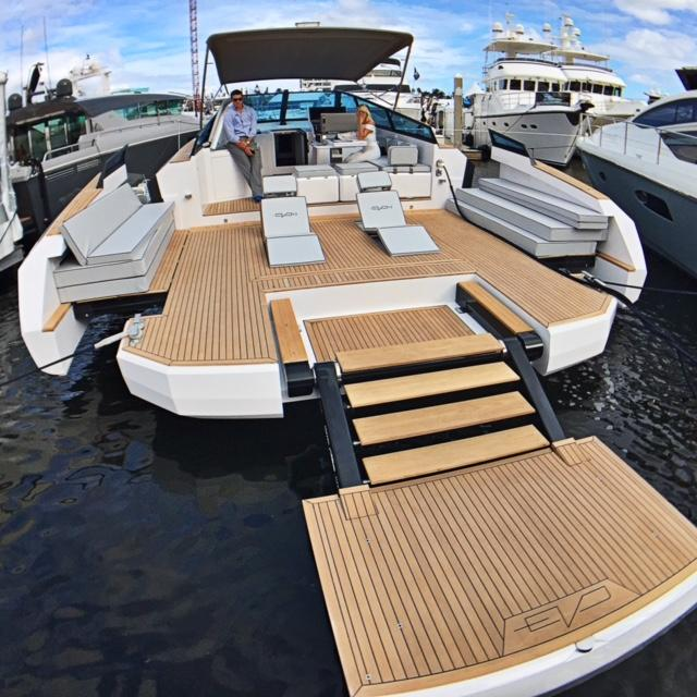 FLIBS 2016 evo yachts nautistyles boat show