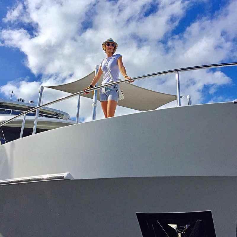 FLIBS 2016 Ocean Alexander yachts nautistyles