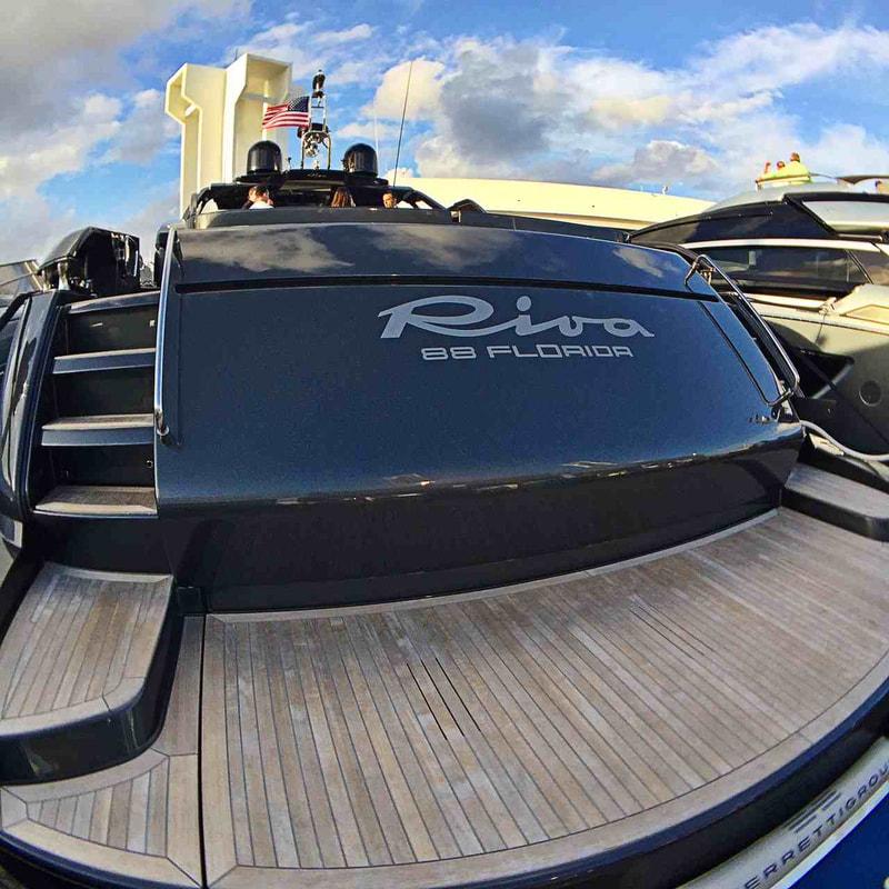 FLIBS 2016 Riva nautistyles boat show