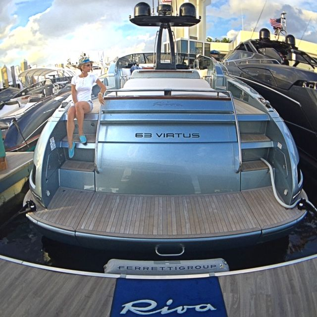 FLIBS 2016 Riva yachts nautistyles boats